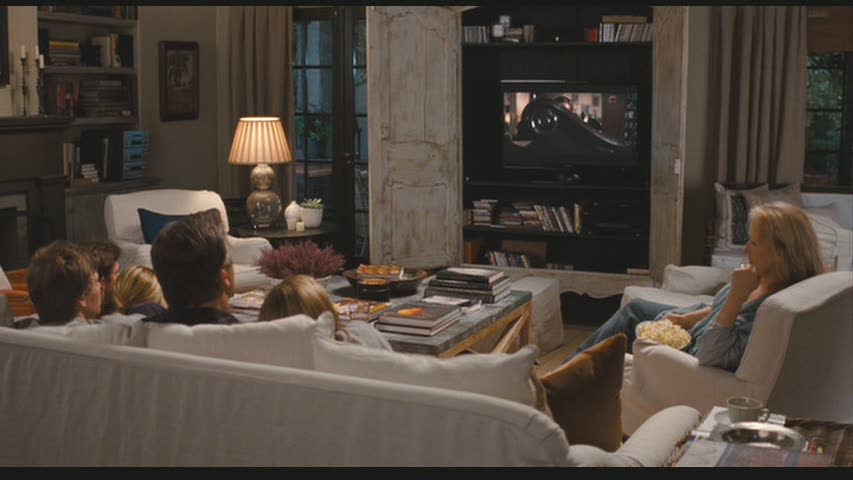 It's Complicated movie living room with Belgian style