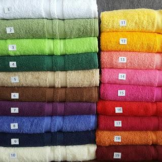 Natural Terry Towel