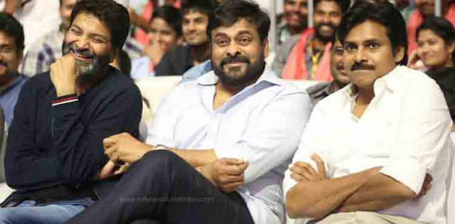 Trivikram Next Movie With Pawan Kalyan, Chiranjeevi