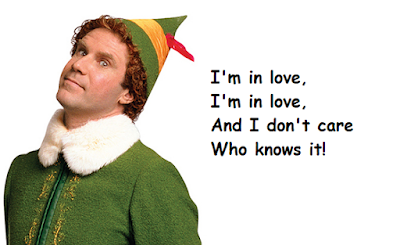 """Quotes From Elf: I'm in Love"""
