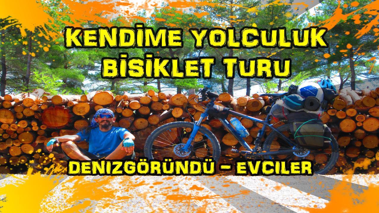 2015/09/12 Kendime Yolculuk Bisiklet Turu - (Çanakkale/Denizgöründü - Çanakkale/Evciler)