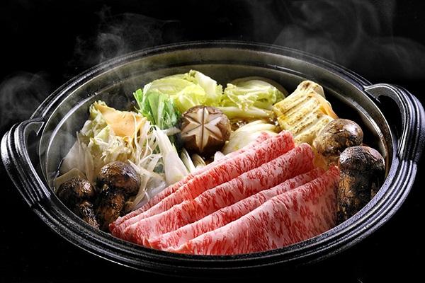 The Best Sukiyaki Jakarta Shabu Gen Resto