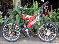 Sepeda Gunung Everbest Pelek Racing 20 Inci