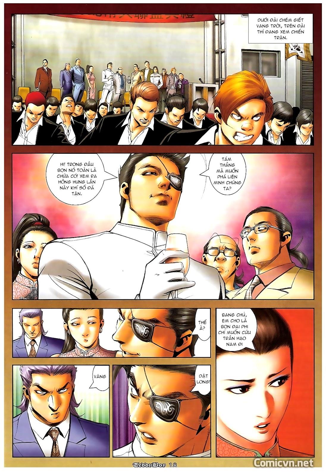 Người Trong Giang Hồ - Chapter 1219: Sống chết cũng theo - Pic 15