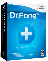 Wondershare Dr.Fone for Android V4.8 Crack Full Version