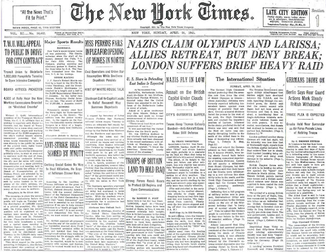 20 April 1941 worldwartwo.filminspector.com NY Times