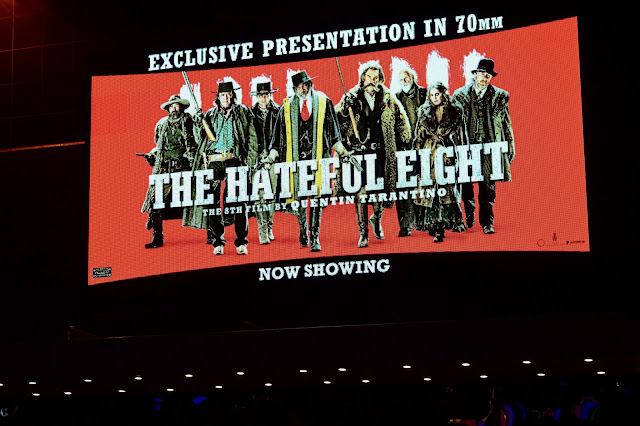The Hateful Eight Leicester Square