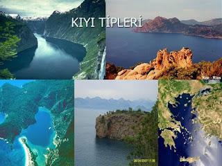 Türkiye'de Kıyı Tipleri