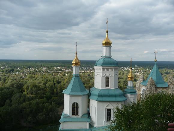 Святогорская Свято-Успенская Лавра. Николаевский храм