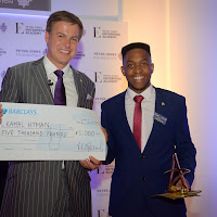ICB Group is now supporting the Peter Jones Foundation