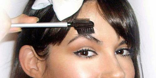 maquillaje ojos flequillo monika sanchez guapa al instante
