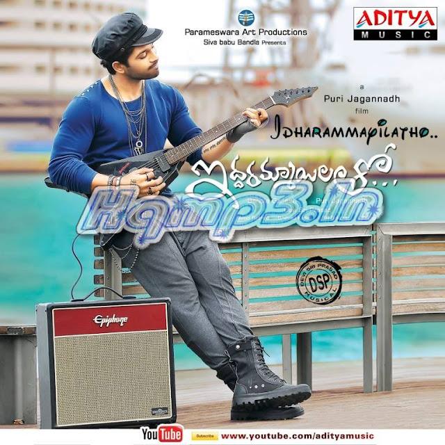 Iddarammayilatho Songs [2013] Telugu Mp3 Songs