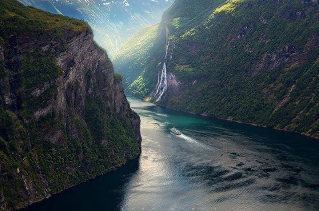 Nature, Colors of Norway