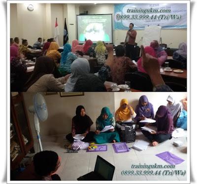 Pendidikan dan pelatihan dan Pengembangan Wirausaha