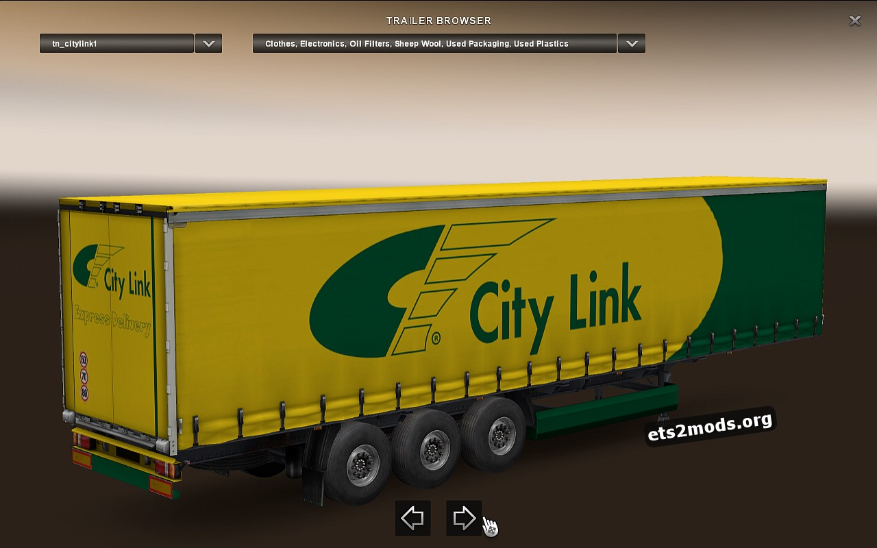 Combo Pack City Link