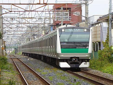 埼京線りんかい線直通各駅停車E233系