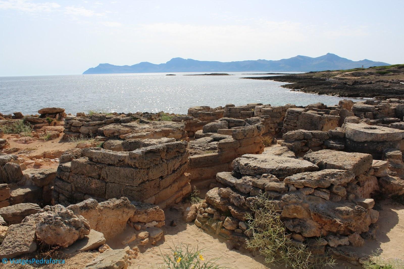 Talaiots, Mallorca, Illes Balears, patrimoni cultural