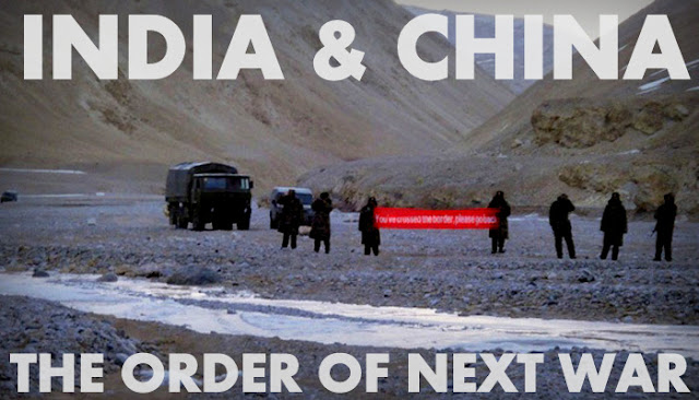 GEOINT | India and China : The Order of Next War