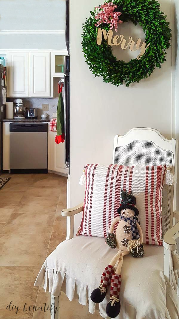 10-minute Christmas decor