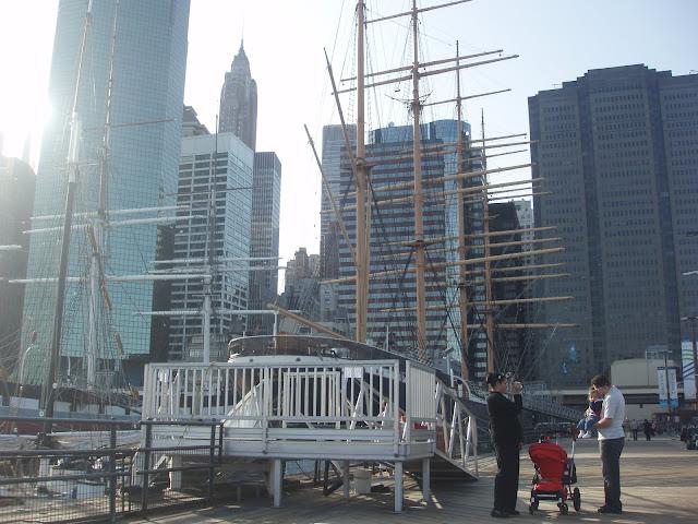 Seaport New York