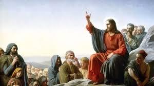 Kazanie Jezusa na Górze - Błogosławieni jesteście