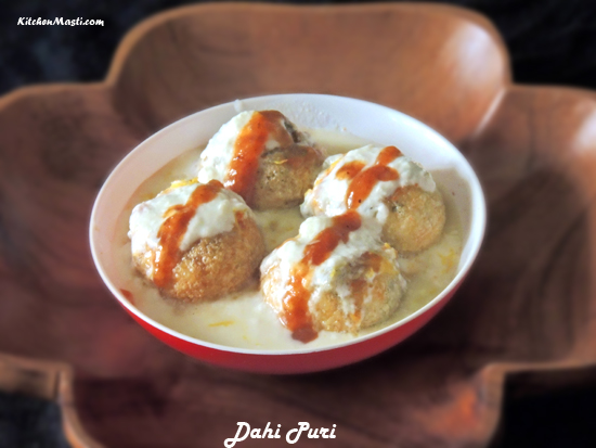 Homemade+Dahi+Puri+Chaat