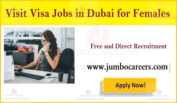 UAE latest job openings with salary, Current Dubai jobs,