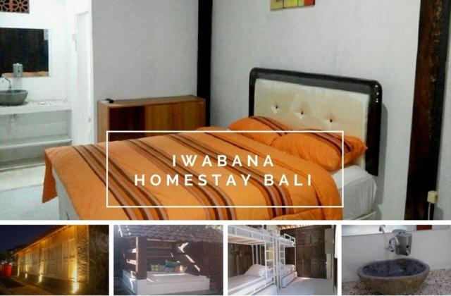 Iwabana Homestay Murah Di Bali