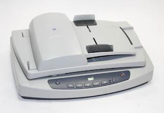 HP ScanJet 5550C Drivers Download