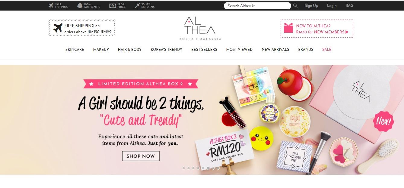 Dapatkan Diskaun Barangan Kecantikan Di Paylesser Malaysia