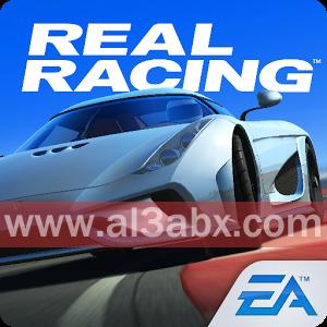 لعبة Real Racing 3 مهكرة وجاهزة للتحميل مجاناً