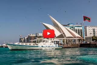 Malediven von Rasdhoo nach Hulhumalé, Weltreise Arkadij