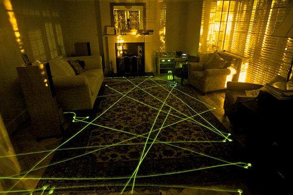 Roomba Light Photography Long Exposure Pics Of Robotic
