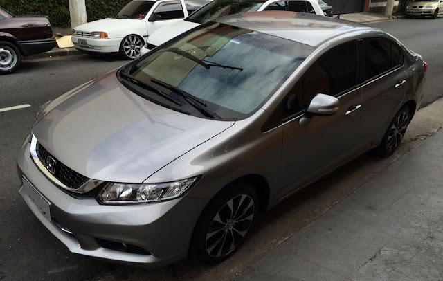Honda Civic LXR 2016: detalhes, preço e consumo
