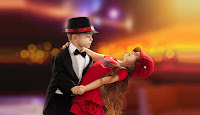 Dzieci tańczą tango