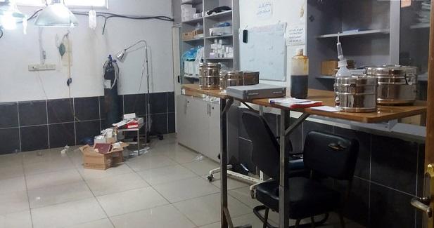 بالصور العثور على مشفى ميداني يحوي اجهزة متطورة بريف القنيطرة؟