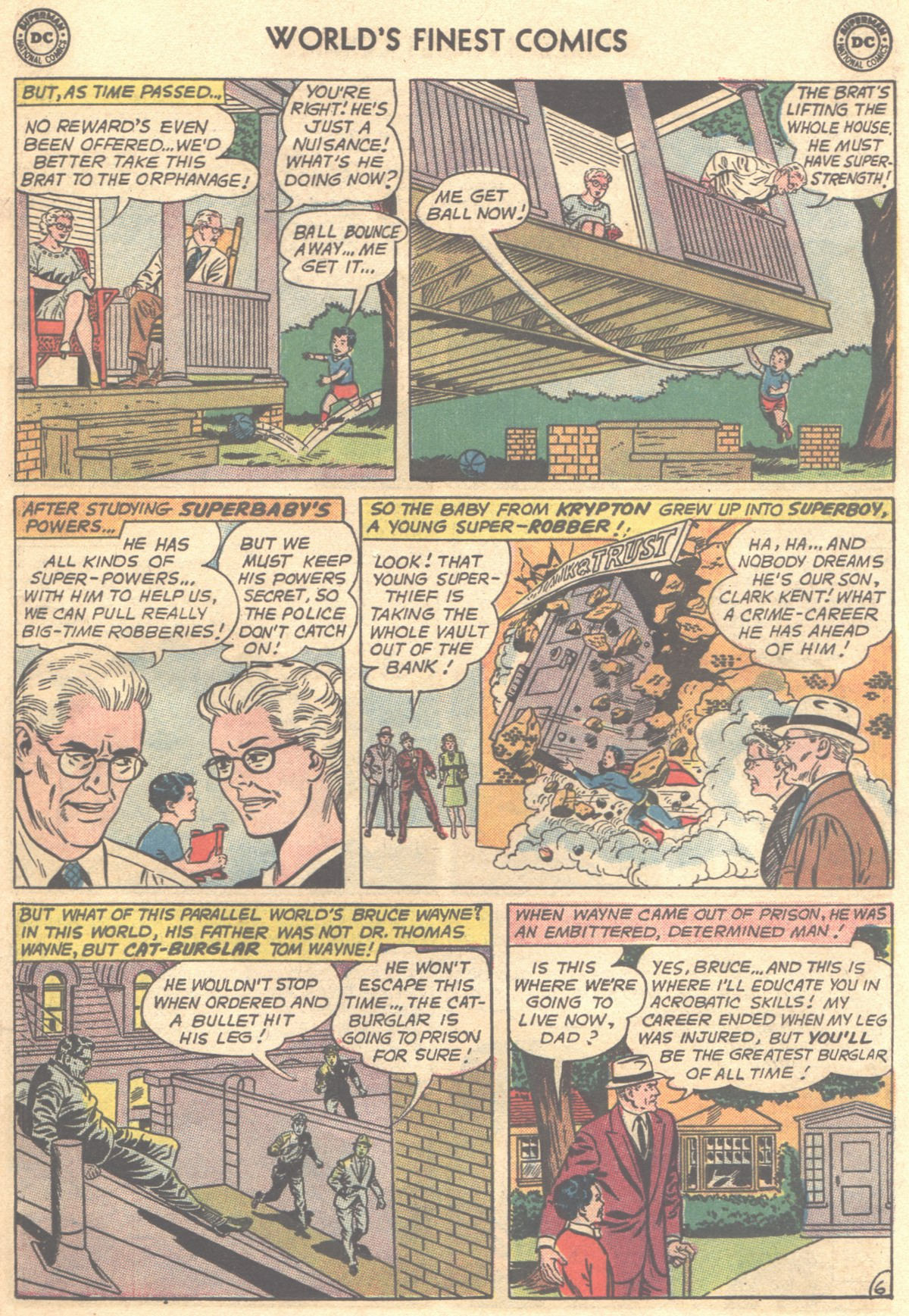 Read online World's Finest Comics comic -  Issue #148 - 9