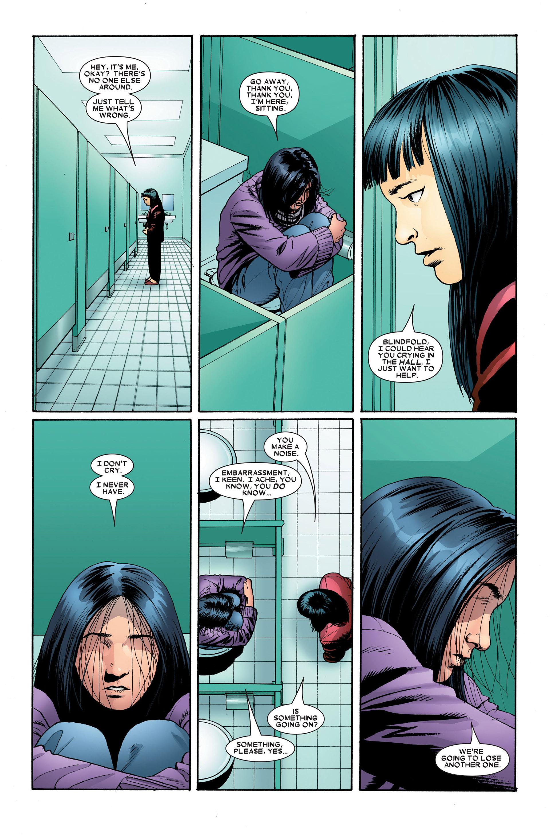 Read online Astonishing X-Men (2004) comic -  Issue #15 - 14