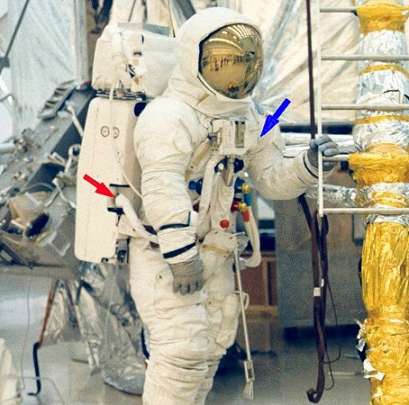 apollo space suit development - photo #39