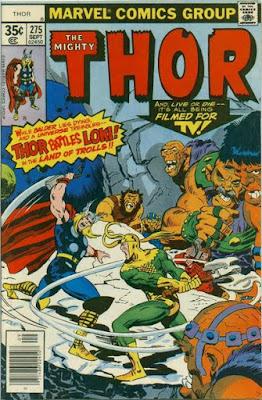 Thor #275, Loki