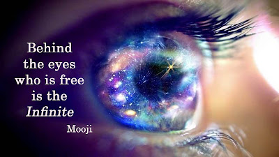Behind the Eyes Who is Free is the Infinite Mooji%2B03
