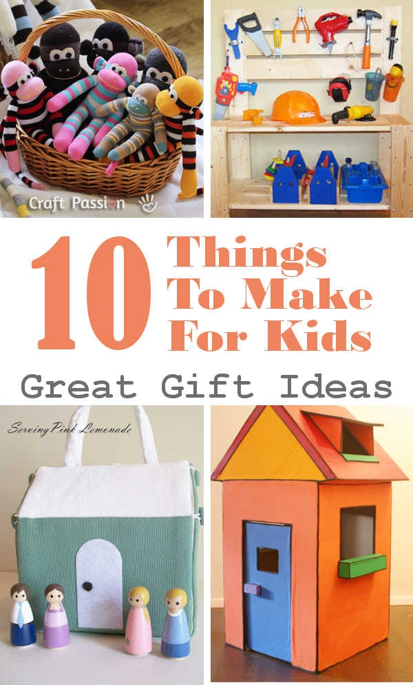10 Cool Things To Make For Young Kids Diy Home Sweet Home