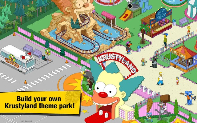 The Simpsons Tapped Out Mod Apk v4.20.5
