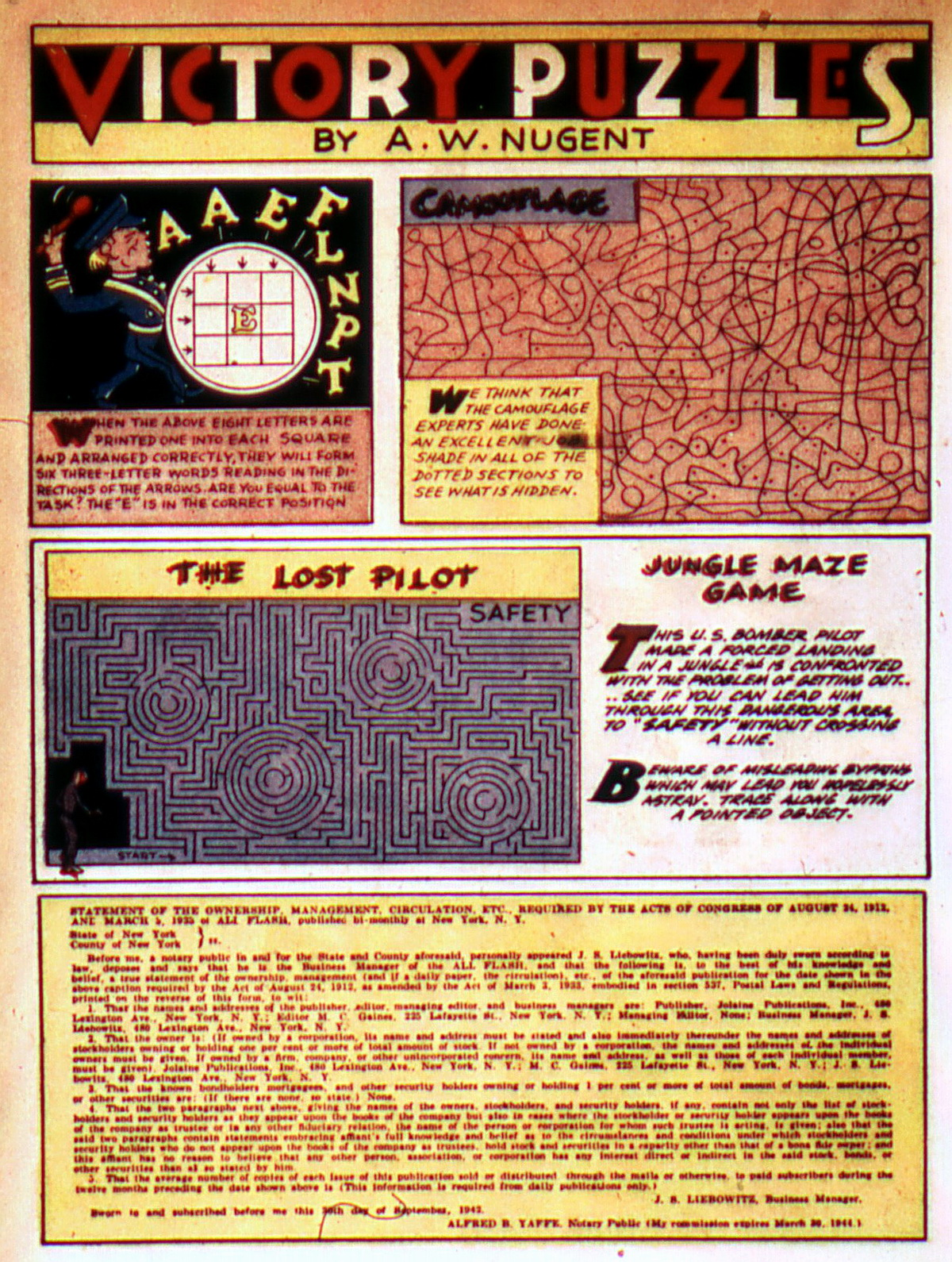 Read online All-Flash comic -  Issue #9 - 32