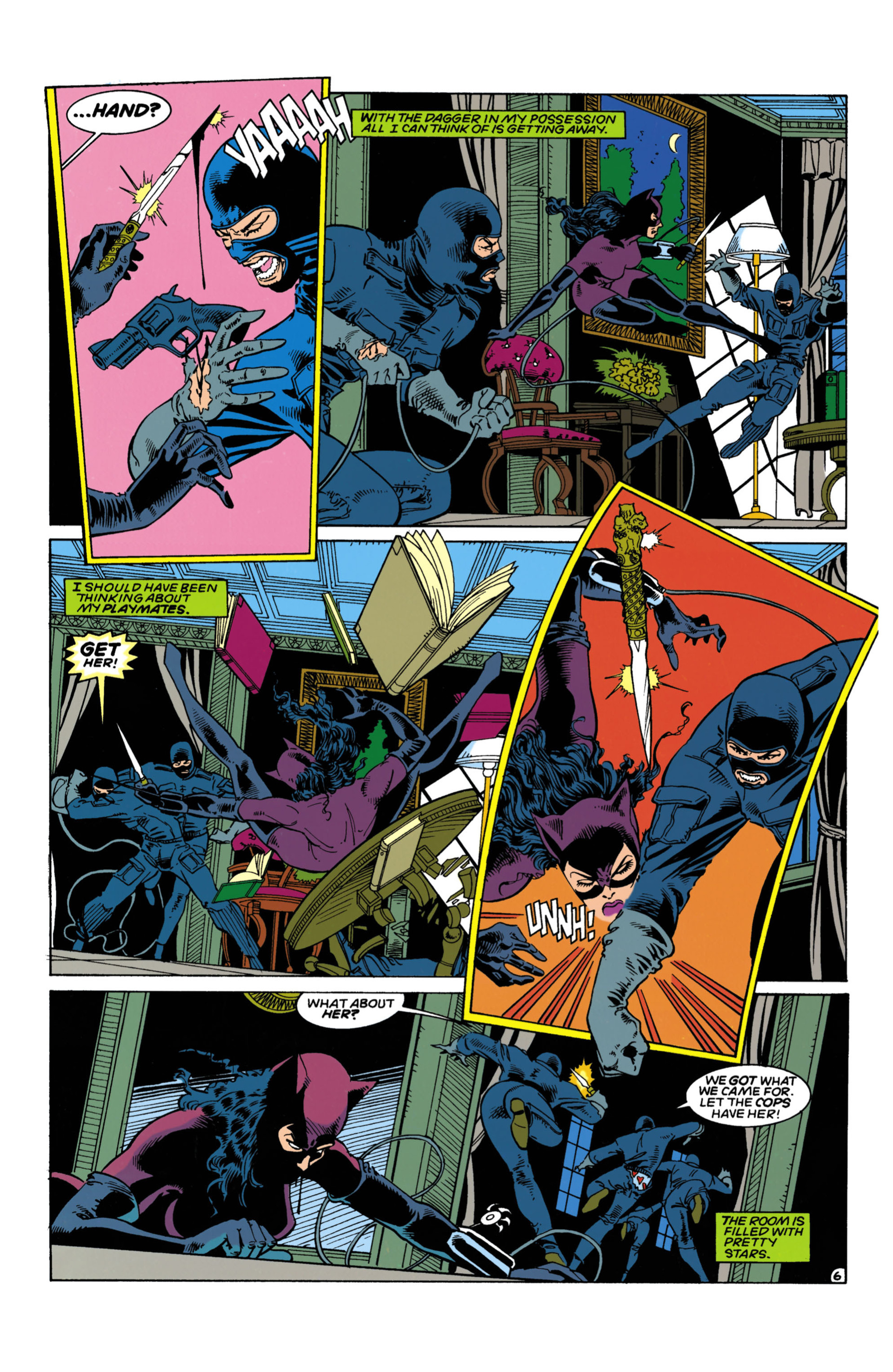 Catwoman (1993) Issue #15 #20 - English 7