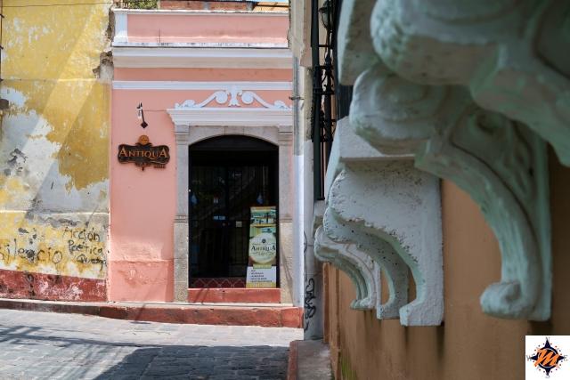 Quetzaltenango, Lar Antiqua Hotel