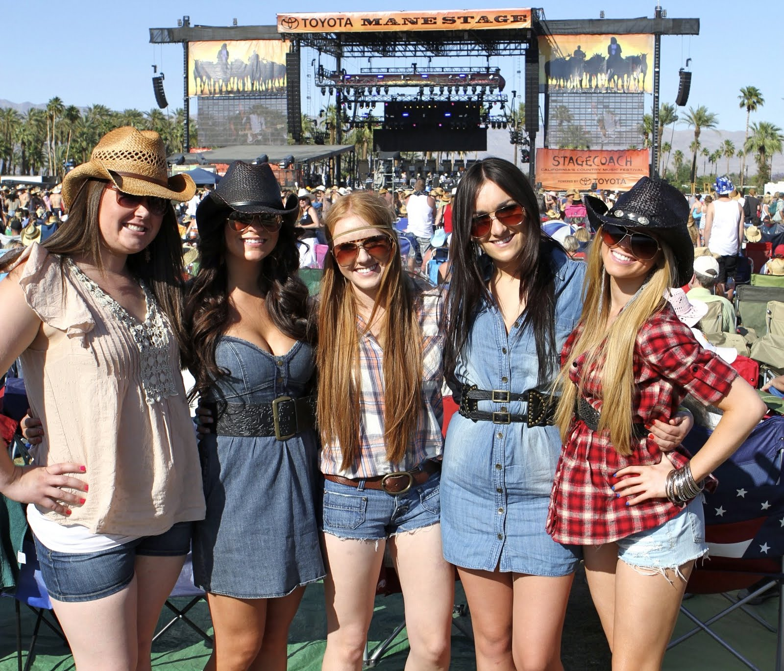 misskait saddled up at stagecoach 2011