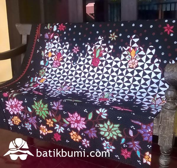 Kain Batik Tulis Solo Lasem