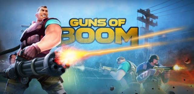 لعبة-Guns-of-Boom-للآيفون