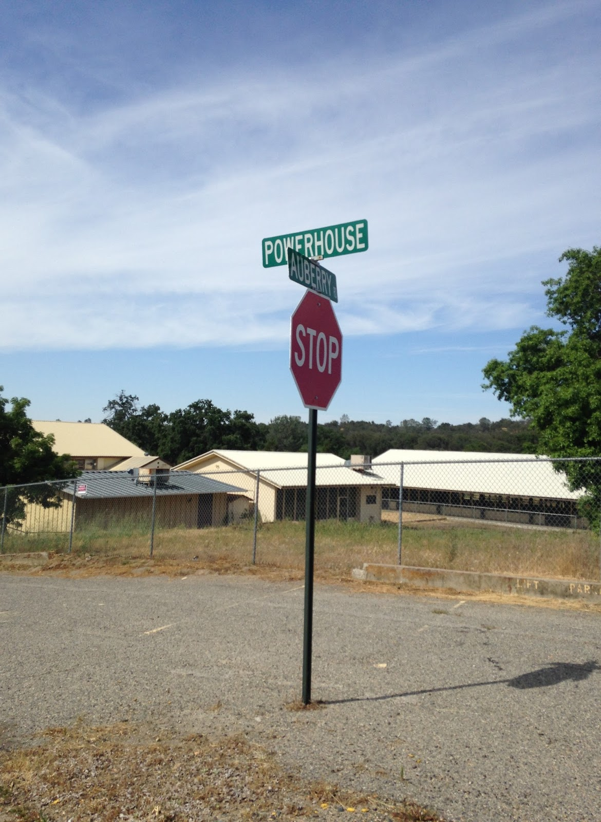 Road 222/Powerhouse Road